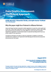 Data Quality Assessment: The Hybrid Approach