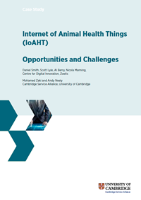 The Internet of Animal Health Things - Opportunities and Challenges