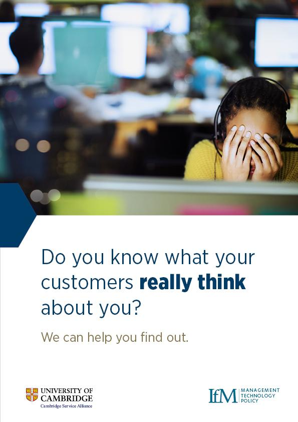 Do you know what your customers really think about you?