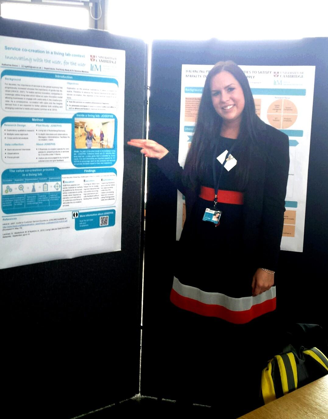 Alliance Research presented at IfM PhD Conference