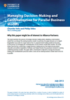 Managing Decision-Making and Cannibalization for Parallel Business Models