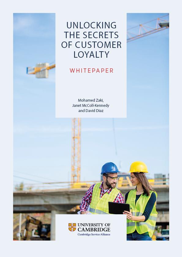 Unlocking the secrets of customer loyalty