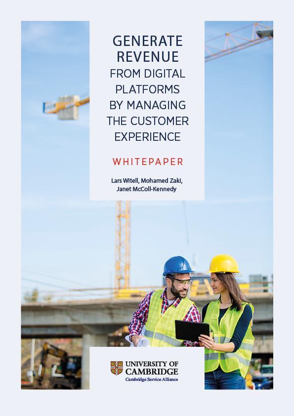 Generate revenue from digital platforms