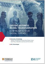 Driving business model transformation