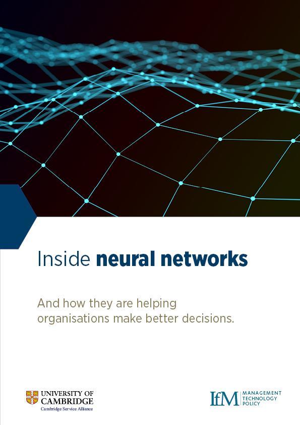 Inside neural networks