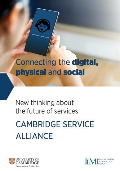 New Thinking about the Future of Services